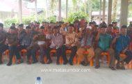 Pilkada 2020, Masyarakat Nagari Alam Pauh Duo Sepakat Mengusung Muklis Jadi Wakil Bupati Solok Selatan