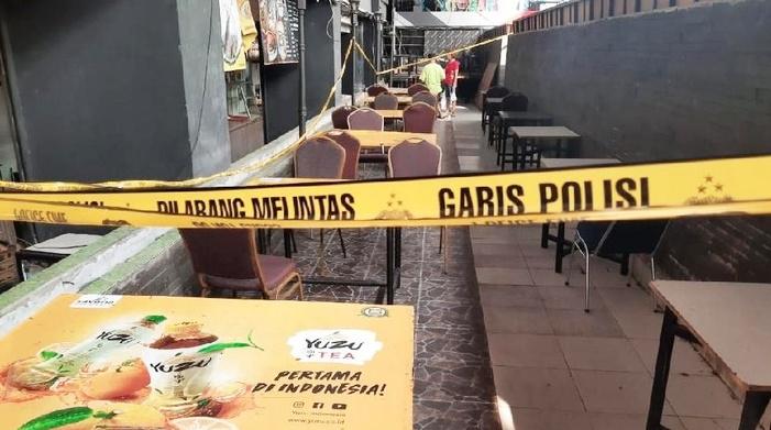 Terkait Praktik Perjudian di Foodcourt, Puluhan Orang di Tangkap Polisi, Termasuk Manajmen Seasons City Juga Akan di Periksa