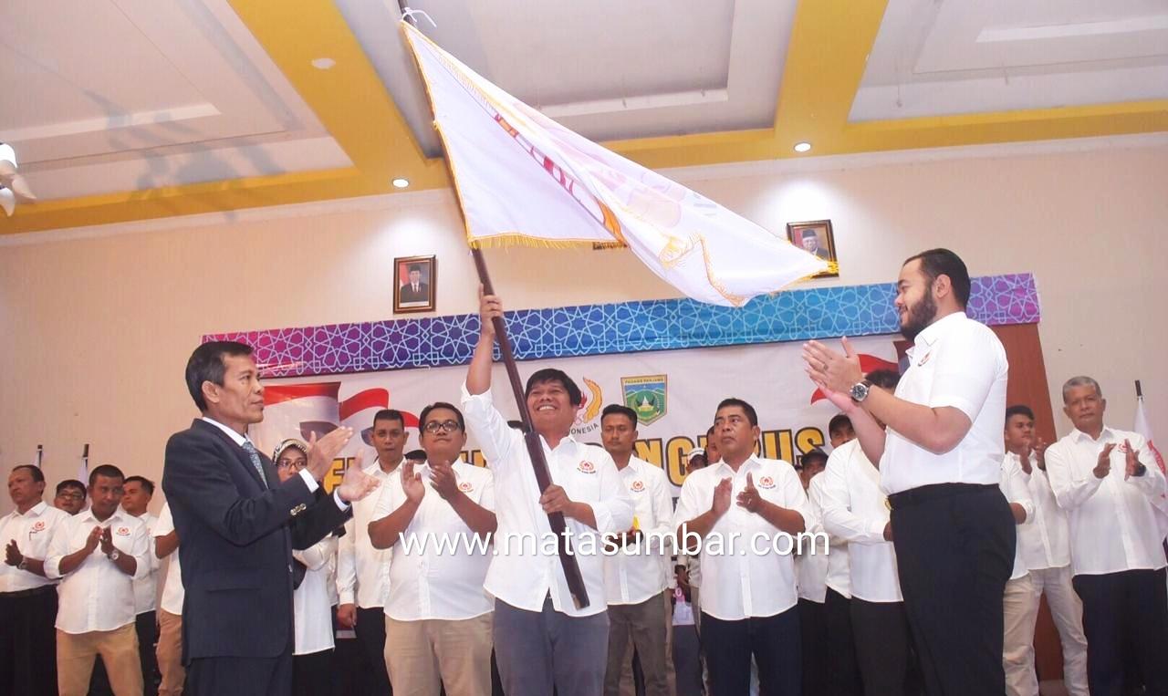 Pengurus KONI Kota Padang Panjang Periode 2019-2023 di Kukuhkan