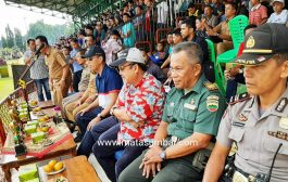 Final Turnamen Bupati Cup 2019, Balon Bupati Tanah Datar Wahyu IP Sumbangkan Tiga Tropi dan Uang Tunai