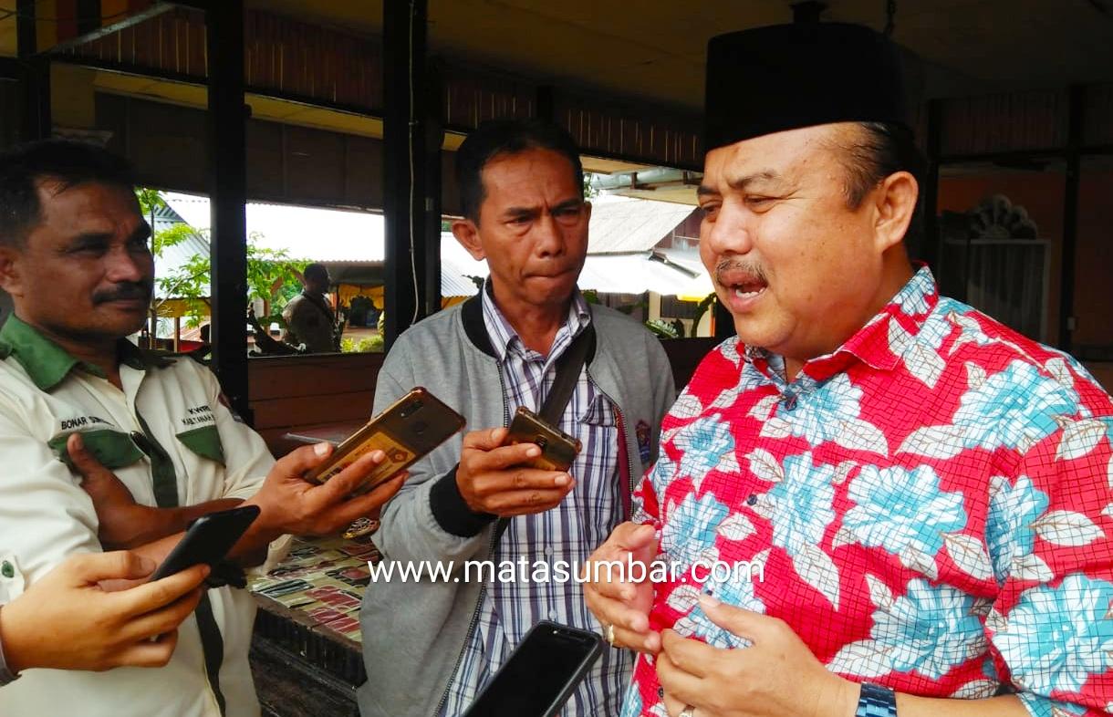 Wahyu Iramana Putra Sesalkan Sikap DPD Partai Golkar Tidak Membuka Pendaftaran Pencalonan