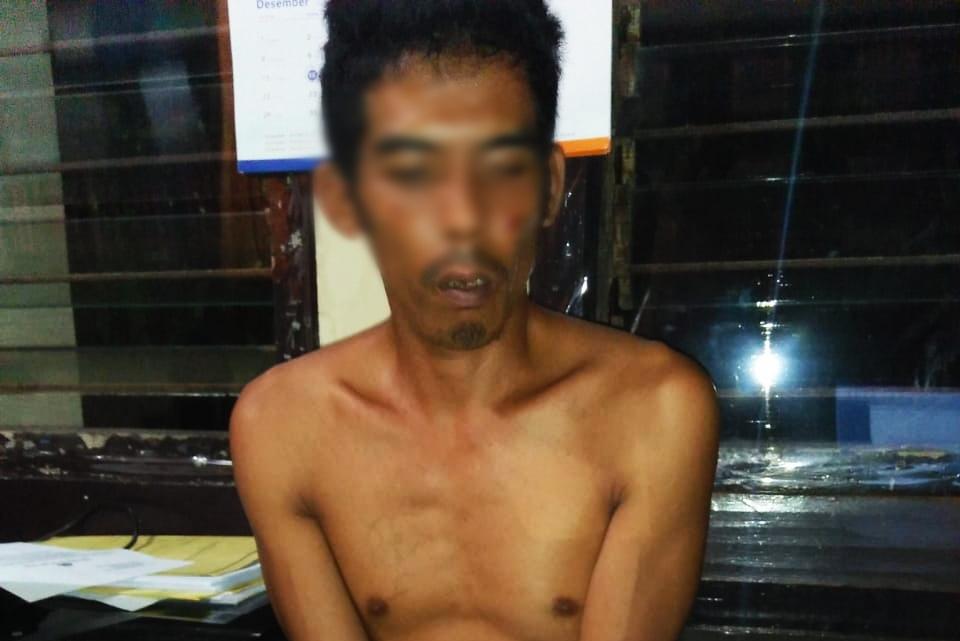 Pelaku Curanmor di Dharmasraya Berhasil Diringkus Polsek Sungai Rumbai