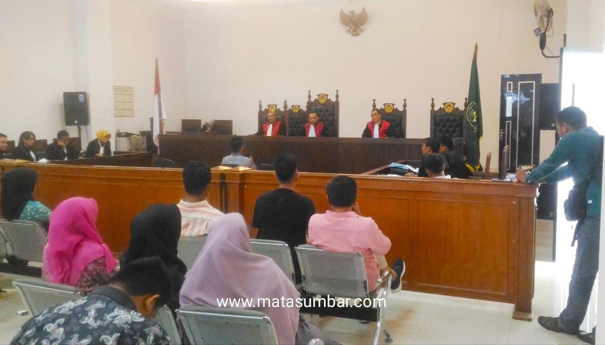 Saksi Ahli : Kegiatan CV Semesta Mandeh Sudah Sesuai Prosedur
