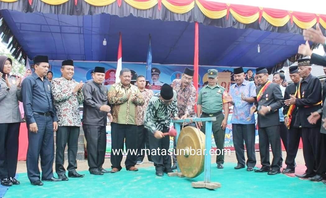Kinali Expo II 2019, Merajut Perbedaan Dalam Satu Kebersamaan