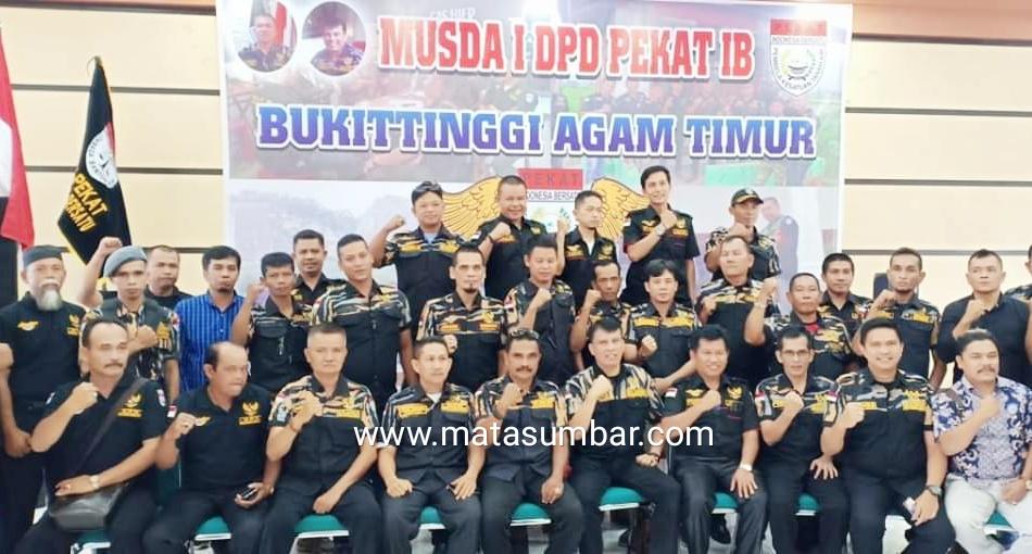Ketua DPW Pekat IB Sumbar Ingatkan Seluruh Kader Selalu Bersatu dan Tidak Bisa di Goyahkan