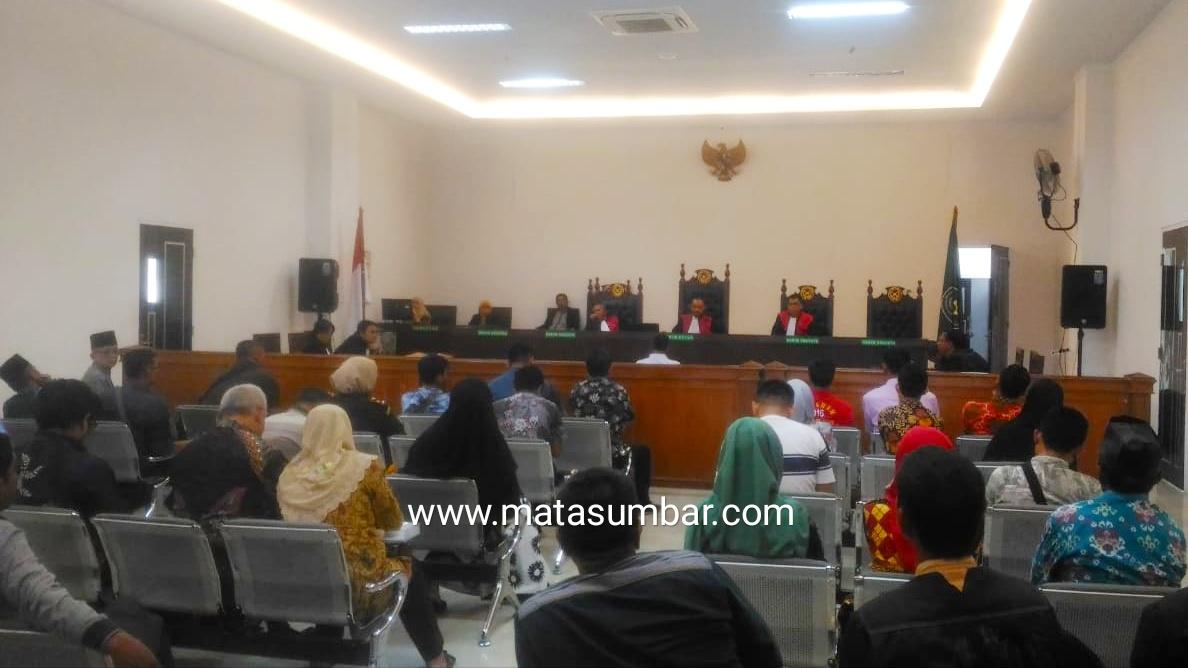 Sidang Magrove, Saksi Ahli : 85 Persen Luas Magrove di Lokasi Terdakwa Masih Kondisi Baik