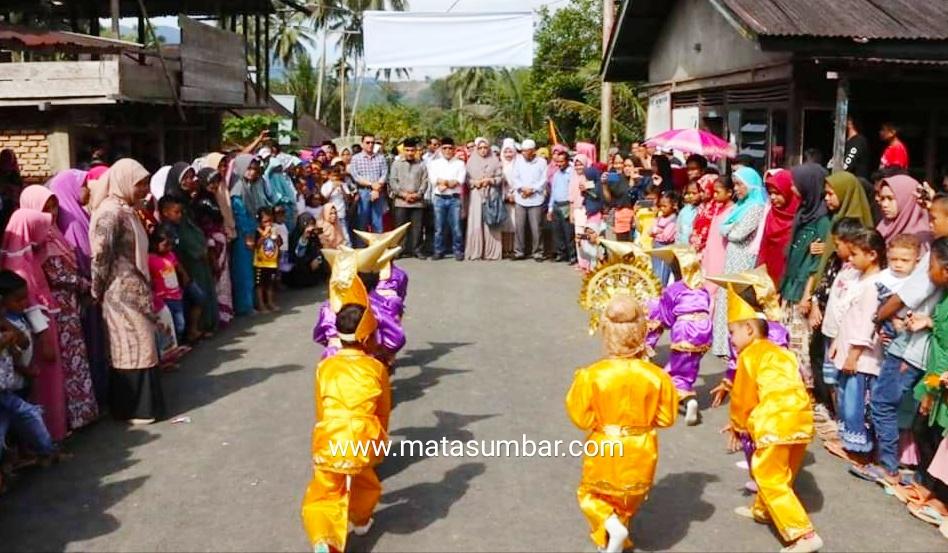Jalan Aspal di Jorong Talang Kuning-Kampung Guo Pasbar Sudah Bisa di Nikmati Masyarakat