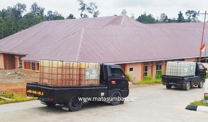 BBM Satu Harga SPBU Dusun Takuman Diduga Tidak Sesuai Peruntukannya