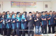 Bupati Muzni Zakaria Kukuhkan Pengurus Karang Taruna Solok Selatan Periode 2019-2024