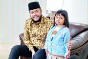 Sindy Penderita Thalasemia, Menjadi Obat Tersendiri Setelah Bertemu Wako Fadly Amran