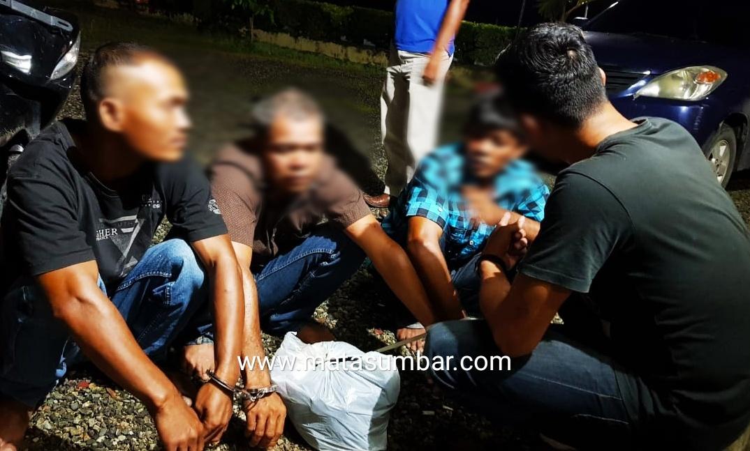 Tiga Pelaku Pemerkosa Pelajar di Pasbar di Ringkus Polisi, Satu Pelaku Dalam Pencarian