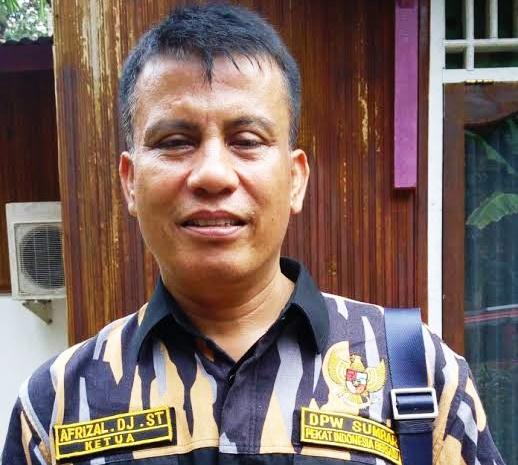 Ketua DPW Pekat IB Sumbar : Jika Kecurangan Bank Nagari di Biarkan, Bakal Mengalami Kehancuran