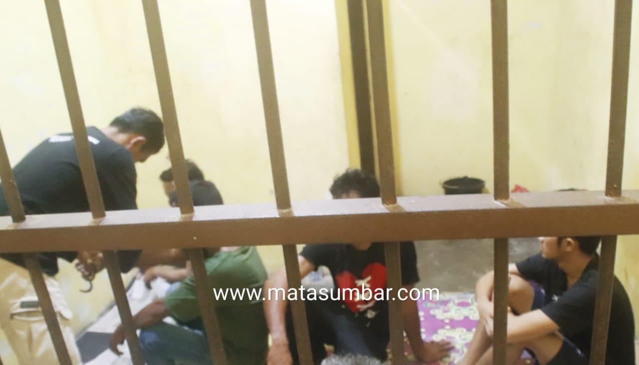 Asyik Main Judi Song, 4 Pelaku di Bekuk Satreskrim Polres Mentawai