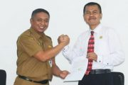 Pelaksanaan Tes CPNS, BKPSDM Kota Padang Panjang Jalin Kerjasama Dengan ISI