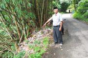 Miris! Jalan Penghubung Jorong Paragian Aia-Jorong Balimbing Tak Ada Perhatian Pemkab Tanah Datar, Masyarakat Ketakutan Berkendara