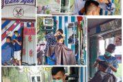Bekerja di Pangkas Topit Usaho Ayah, Mahasiswa Unes Asal Pessel Banyak Tuai Rezeki