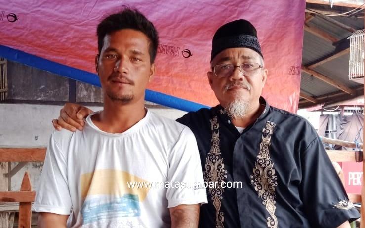 Terombang Ambing Selama 14 Jam, Nelayan Asal Sibolga di Temukan Selamat di Perairan Pasbar