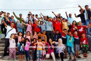 Jalin Kebersamaan, Kodim 0319/Mentawai Kemas Acara Family Ghatering