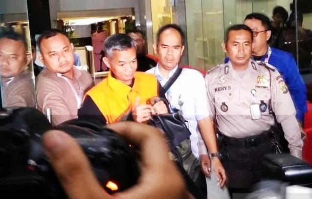 KPK Tetapkan Komisioner KPU RI Wahyu Setiawan Sebagai Tersangka