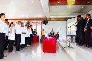 Anggota PPK Resmi di Lantik, Ketua KPU Mentawai : Pentingnya Membangun Komunikasi Secara Kelembagaan