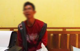 Cabuli Muridnya Sendiri, Oknum Kepsek SDN 06 Saureinu di Ringkus Polisi