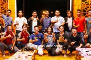 Panitia Natal Polres Mentawai Resmi di Bubarkan dan Bentuk Pengurus Binrohtal Khusus Nasrani