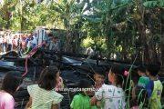Lupa Matikan Api Tungku, Rumah Warga di Pessel Rata Dengan Tanah