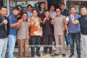 Perkuat Sinergitas, Anggota DPRD Pasbar Silahturahmi Bersama Pengurus Perkumpulan Jurnalis Online