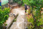Banjir Luapan Sungai di Ranah Batahan, Sedikitnya 150 Rumah Terendam Air