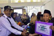 MTQ Tingkat Kecamatan Padang Panjang, Kelurahan Koto Panjang Keluar Sebagai Juara Umum