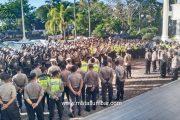 Unjuk Rasa di DPRD Sumbar, 800 Personel Gabungan Polda Sumbar di Turunkan