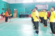 Turnamen Bulutangkis Kapolres Cup 2020 Resmi Dibuka