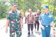 Danlantamal II Padang Upayakan Segera Kantor Lanal Mentawai Defenitif