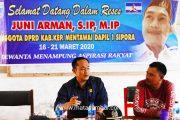 Serap Aspirasi Masyarakat, Ketua Komisi II DPRD Mentawai Reses ke Dusun Pukarayat