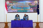 Prajurit Lantamal II Padang Mendapatkan Pencerahan dari Tim Diswatpersal Mabes TNI AL