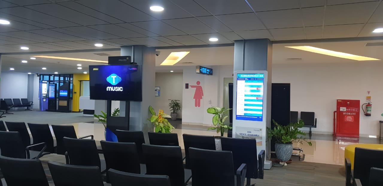 Penutupan Bandara BIM Bukan Kewenangan PT Angkasa Pura II