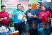 Satu Kilogram Sabu Bersama Dua Pengedar Berhasil Diringkus Polres Pasaman
