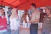 Pemko Padang Panjang Terima Bantuan Disinfektan Dari Anggota DPRD Komisi IV Sumbar Partai Gerindra