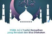 Empat Tradisi Ramadhan Berubah Selama PSBB dan Bisa Dilakukan #DiRumahAja