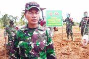 Antisipasi Kelangkaan Bahan Pokok, Kodim 0319/Mentawai Galakkan Gerakan Ketahanan Pangan