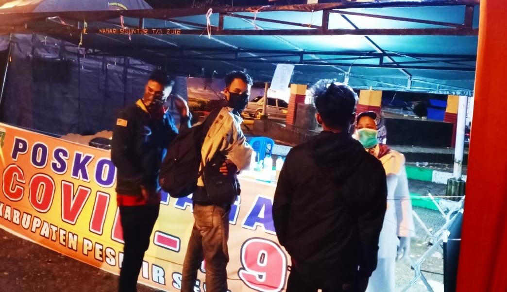 Penerapan PSBB di Pemkab Pessel Masih Menunggu Intruksi Bupati