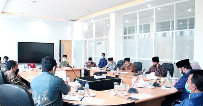 Pertemuan Bersama Dewan Pendidikan, Fadly Amran Harapkan Tatanan Pendidikan lebih di Tingkatkan