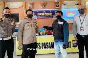 Polres Pasbar Salurkan Bantuan Mabes Polri Untuk 400 Penerima Jasa Transportasi