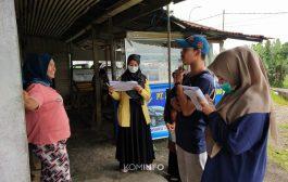 Tim Verifikasi Tahap Kedua Turun Mendata Penerima Bantuan di Padang Panjang