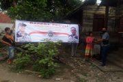 Bakti Sosial Peduli Covid 19, DPP BAPERA Bagikan Sembako Kepada Masyarakat di Kota Padang