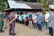 Bupati Pasaman Barat dan Dandim 0305/Pasaman Kunjungi 33 Santri yang Baru Dari Bogor