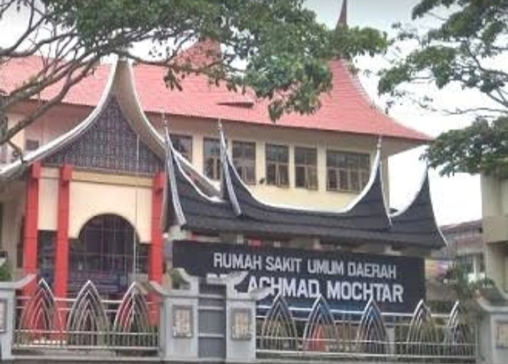 Perdana di Sumbar, Pasien Covid 19 Dinyatakan Sembuh Oleh RSAM Bukittinggi
