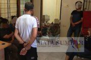 Sebelas Remaja Terjaring Razia Sat Pol PP Kota Padang dan Salah Seorang Akui ODP