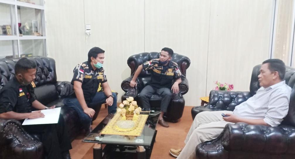Ormas Pekat IB Menilai Pemkab Padang Pariaman Terlihat Kurang Serius Menangani Covid-19 dan PSBB