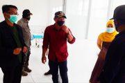 DPRD Mentawai Tinjau Ruangan Isolasi Covid-19 di Siberut Selatan